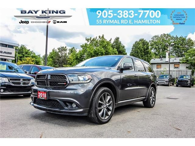2018 Dodge Durango GT (Stk: 6868R) in Hamilton - Image 1 of 22