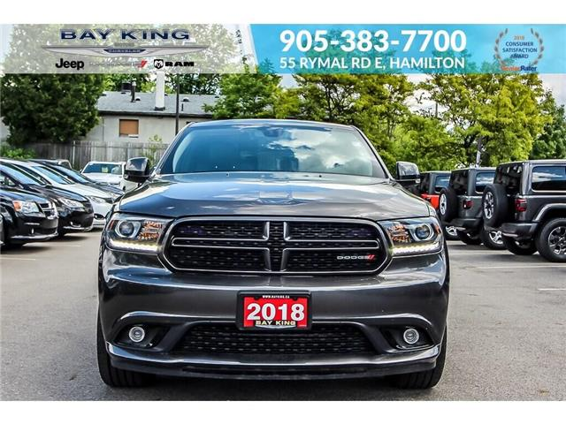 2018 Dodge Durango GT (Stk: 6868R) in Hamilton - Image 2 of 22