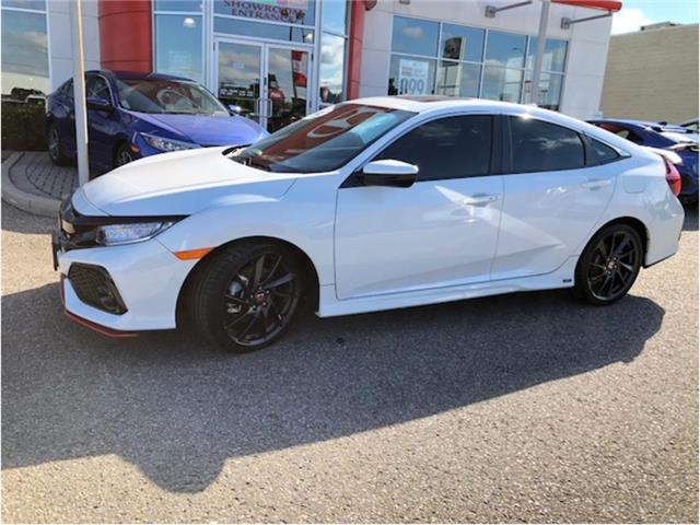 2018 Honda Civic Si (Stk: J9517) in Georgetown - Image 1 of 11