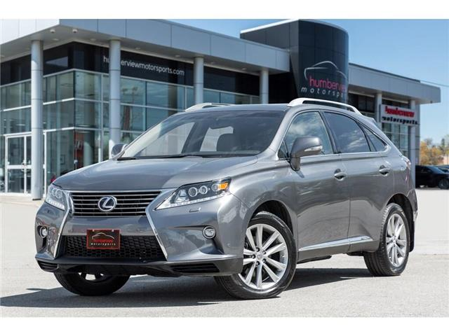 2015 Lexus RX 450h Sportdesign (Stk: 19MSC414A) in Mississauga - Image 1 of 22
