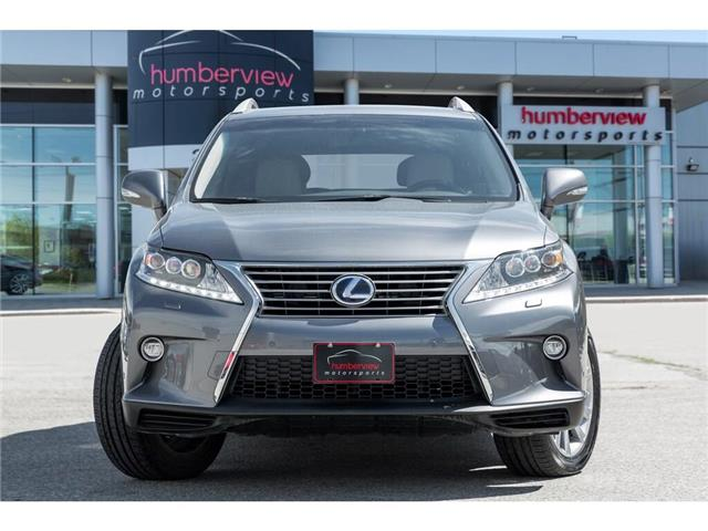 2015 Lexus RX 450h Sportdesign (Stk: 19MSC414A) in Mississauga - Image 2 of 22