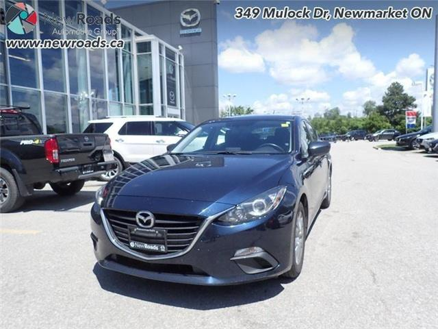 2016 Mazda Mazda3 GS (Stk: 41127A) in Newmarket - Image 1 of 30