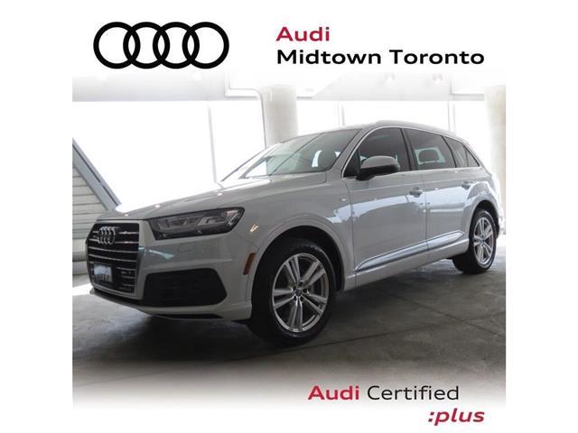 2017 Audi Q7  (Stk: P7254) in Toronto - Image 1 of 30