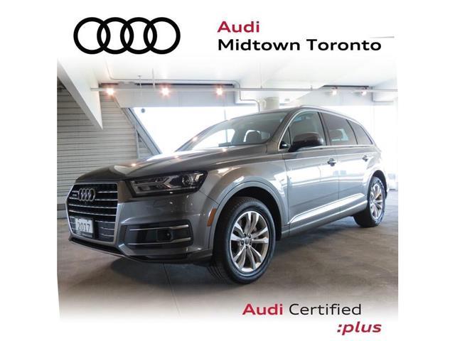 2017 Audi Q7  (Stk: P7287) in Toronto - Image 1 of 30