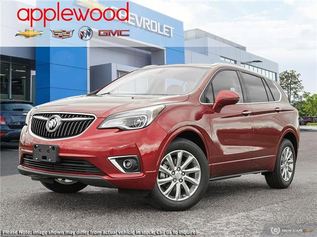 2019 Buick Envision Essence (Stk: B9N001) in Mississauga - Image 1 of 24