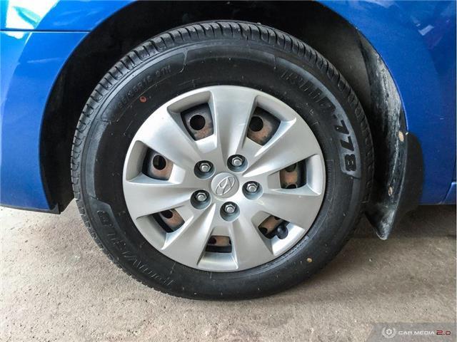 2011 Hyundai Elantra Touring GL (Stk: B2062) in Prince Albert - Image 6 of 25