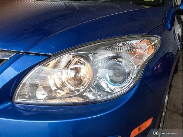 2011 Hyundai Elantra Touring GL (Stk: B2062) in Prince Albert - Image 8 of 25