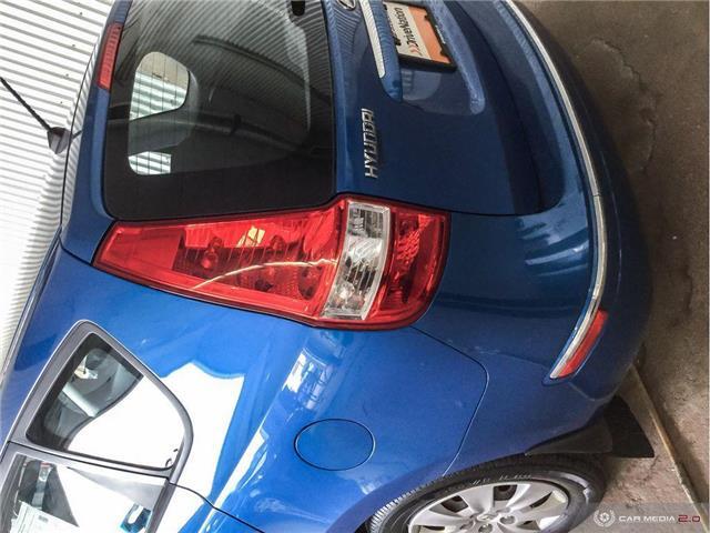 2011 Hyundai Elantra Touring GL (Stk: B2062) in Prince Albert - Image 11 of 25