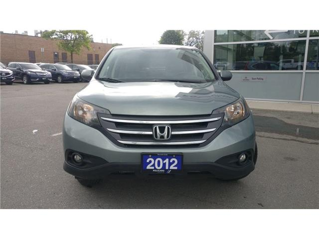 2012 Honda CR-V EX-L (Stk: 100630T) in Brampton - Image 2 of 12