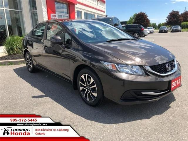 2013 Honda Civic EX (Stk: 19051A) in Cobourg - Image 1 of 21