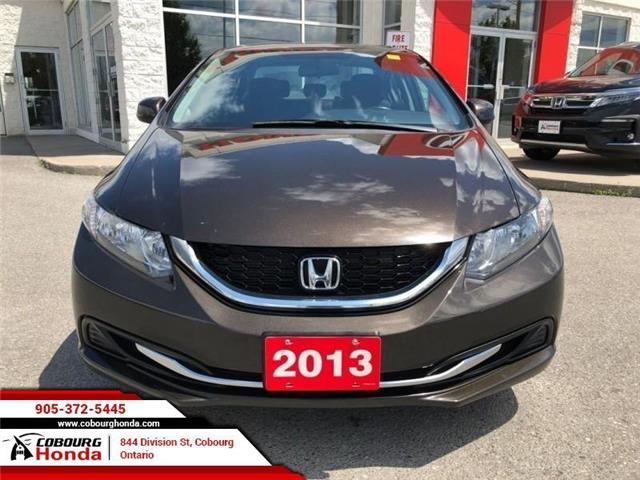 2013 Honda Civic EX (Stk: 19051A) in Cobourg - Image 2 of 21