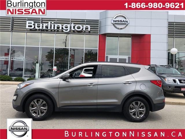 2014 Hyundai Santa Fe Sport Luxury (Stk: Y2545A) in Burlington - Image 1 of 21