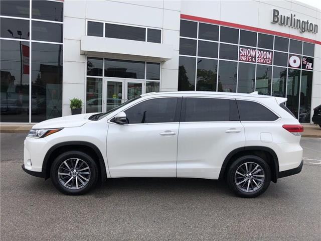 2017 Toyota Highlander XLE (Stk: U10721) in Burlington - Image 2 of 20