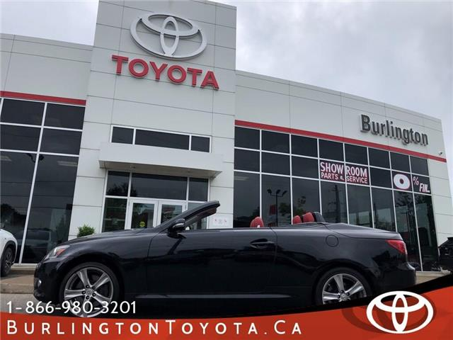 2012 Lexus IS 350C Base (Stk: U10723) in Burlington - Image 1 of 22