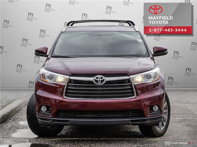 2016 Toyota Highlander XLE (Stk: 190698A) in Edmonton - Image 2 of 20
