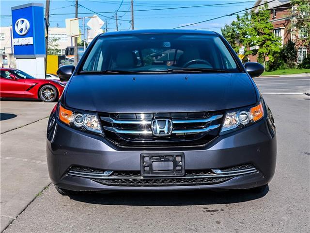 2014 Honda Odyssey EX-L (Stk: U06536) in Toronto - Image 2 of 28