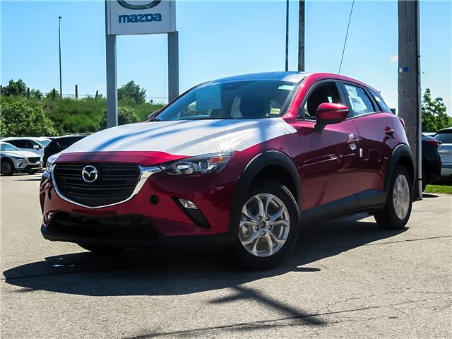 2019 Mazda CX-3 GS (Stk: G6659) in Waterloo - Image 1 of 16
