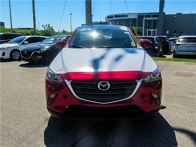 2019 Mazda CX-3 GS (Stk: G6659) in Waterloo - Image 2 of 16