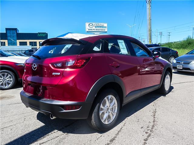 2019 Mazda CX-3 GS (Stk: G6659) in Waterloo - Image 5 of 16