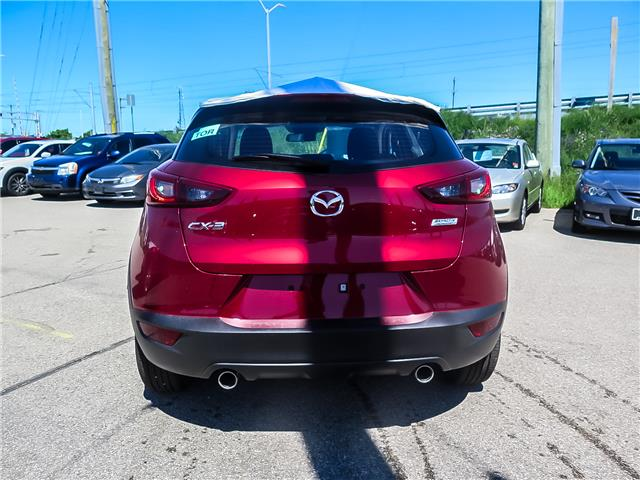 2019 Mazda CX-3 GS (Stk: G6659) in Waterloo - Image 6 of 16
