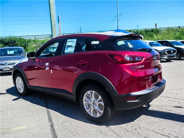 2019 Mazda CX-3 GS (Stk: G6659) in Waterloo - Image 7 of 16