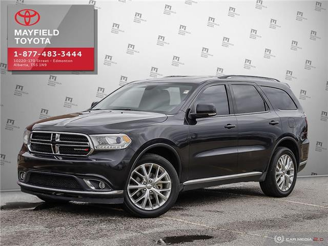 2016 Dodge Durango Limited (Stk: 194129A) in Edmonton - Image 1 of 20