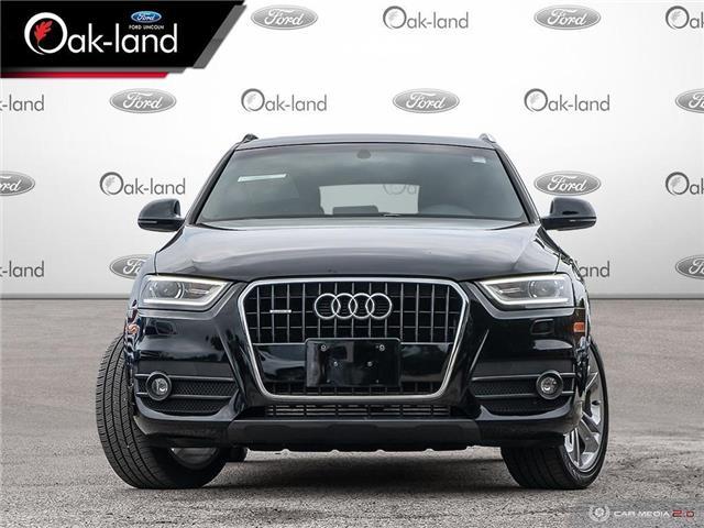 2015 Audi Q3 2.0T Progressiv (Stk: 9X045A) in Oakville - Image 2 of 27