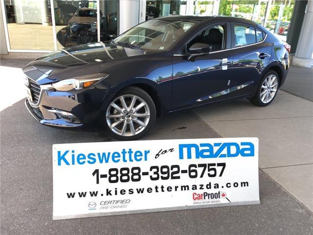 2018 Mazda Mazda3 GT (Stk: 33677) in Kitchener - Image 1 of 30