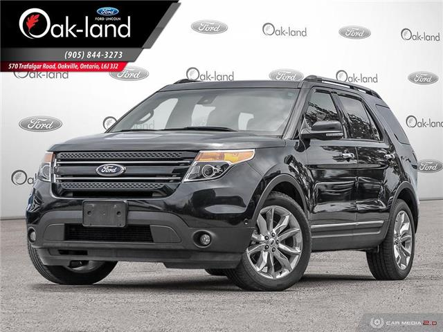 2015 Ford Explorer Limited (Stk: P5712A) in Oakville - Image 1 of 27
