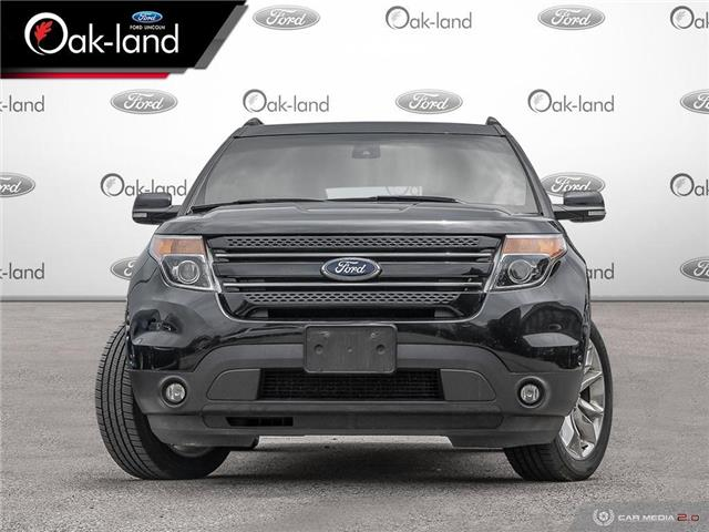 2015 Ford Explorer Limited (Stk: P5712A) in Oakville - Image 2 of 27