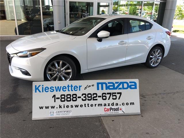 2018 Mazda Mazda3 GT (Stk: 34817) in Kitchener - Image 1 of 30