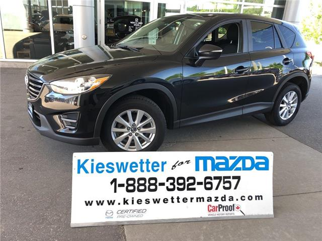 2016 Mazda CX-5 GX (Stk: U3818) in Kitchener - Image 1 of 27