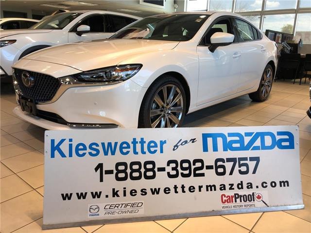 2018 Mazda MAZDA6 Signature (Stk: 35022) in Kitchener - Image 1 of 30