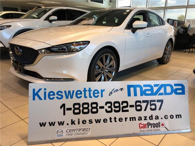 2018 Mazda MAZDA6 Signature (Stk: 35022) in Kitchener - Image 2 of 30