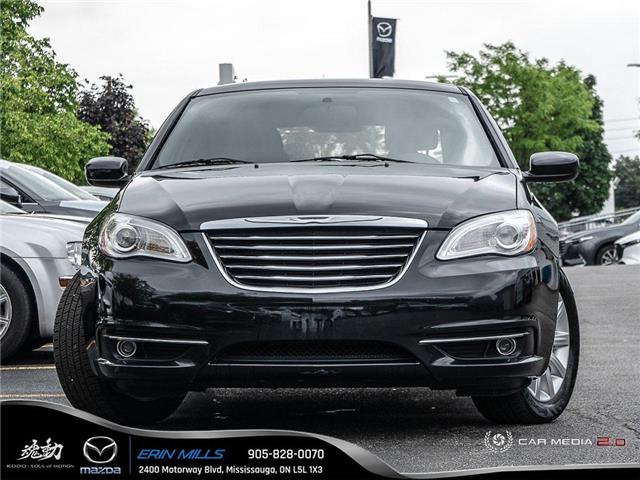 2014 Chrysler 200 Touring (Stk: 24965A) in Mississauga - Image 2 of 24