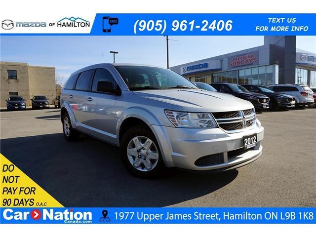 2012 Dodge Journey CVP/SE Plus (Stk: HN1769A) in Hamilton - Image 1 of 35