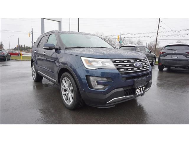 2017 Ford Explorer Limited (Stk: HN2052A) in Hamilton - Image 4 of 50