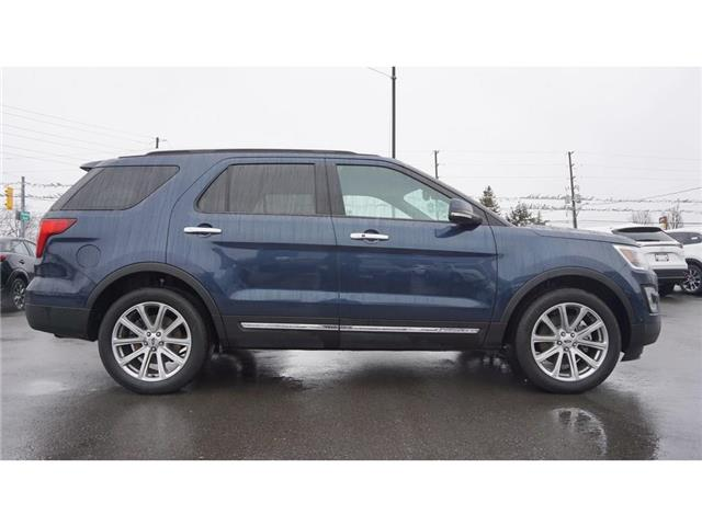 2017 Ford Explorer Limited (Stk: HN2052A) in Hamilton - Image 5 of 50