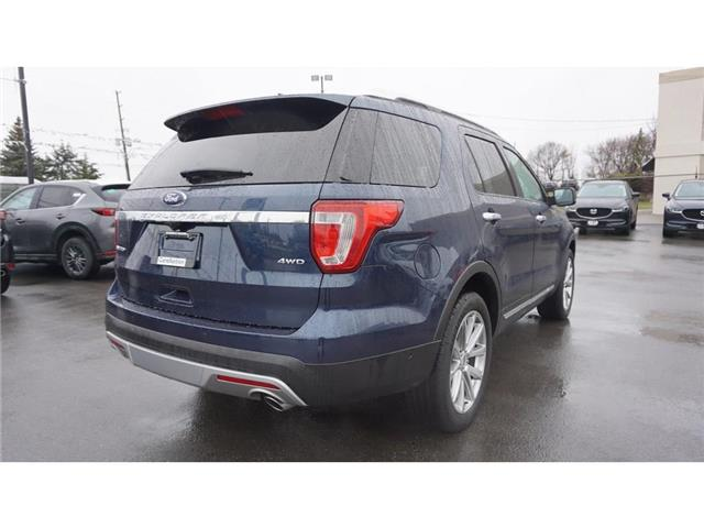2017 Ford Explorer Limited (Stk: HN2052A) in Hamilton - Image 6 of 50