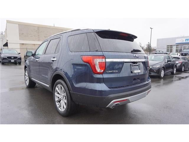 2017 Ford Explorer Limited (Stk: HN2052A) in Hamilton - Image 8 of 50
