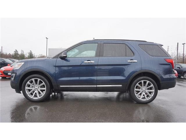 2017 Ford Explorer Limited (Stk: HN2052A) in Hamilton - Image 9 of 50