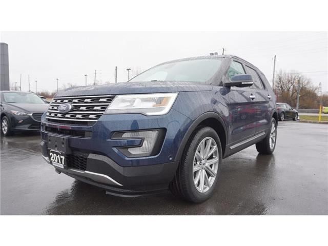 2017 Ford Explorer Limited (Stk: HN2052A) in Hamilton - Image 10 of 50