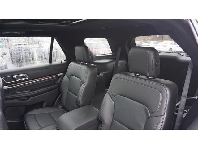 2017 Ford Explorer Limited (Stk: HN2052A) in Hamilton - Image 28 of 50