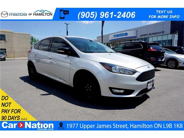 2015 Ford Focus SE (Stk: HR722A) in Hamilton - Image 1 of 40