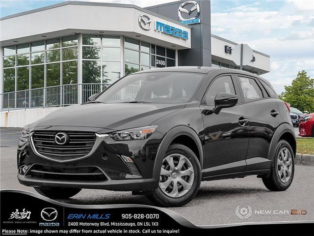 2019 Mazda CX-3 GX (Stk: 19-0637) in Mississauga - Image 1 of 24