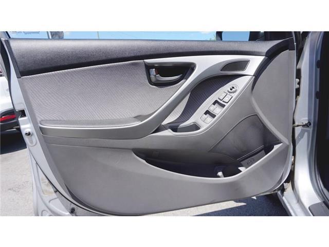 2013 Hyundai Elantra  (Stk: HN2175A) in Hamilton - Image 13 of 37