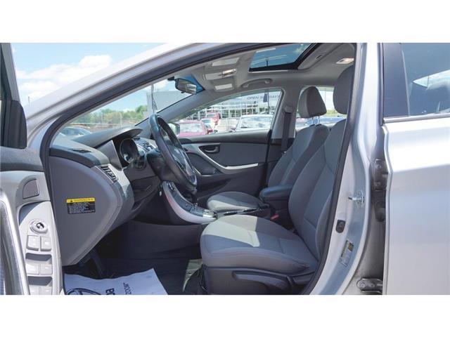 2013 Hyundai Elantra  (Stk: HN2175A) in Hamilton - Image 16 of 37
