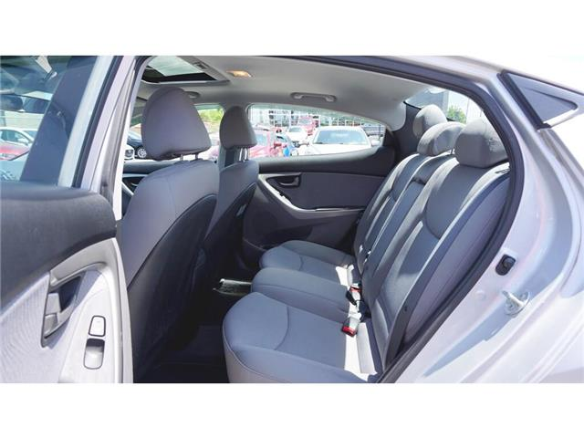 2013 Hyundai Elantra  (Stk: HN2175A) in Hamilton - Image 24 of 37