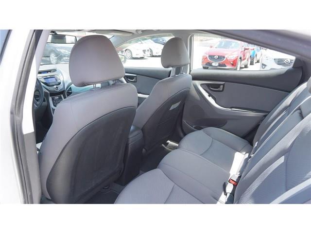 2013 Hyundai Elantra  (Stk: HN2175A) in Hamilton - Image 25 of 37