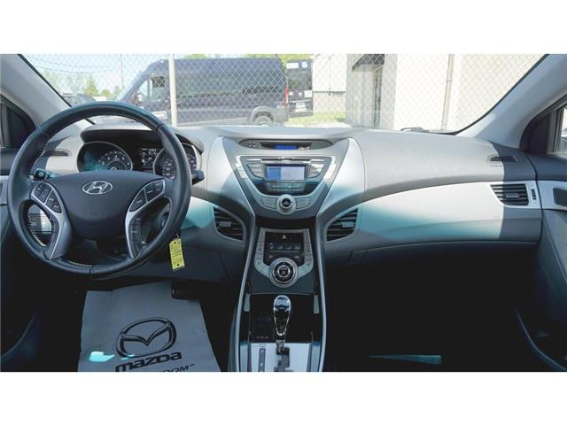 2013 Hyundai Elantra  (Stk: HN2175A) in Hamilton - Image 29 of 37